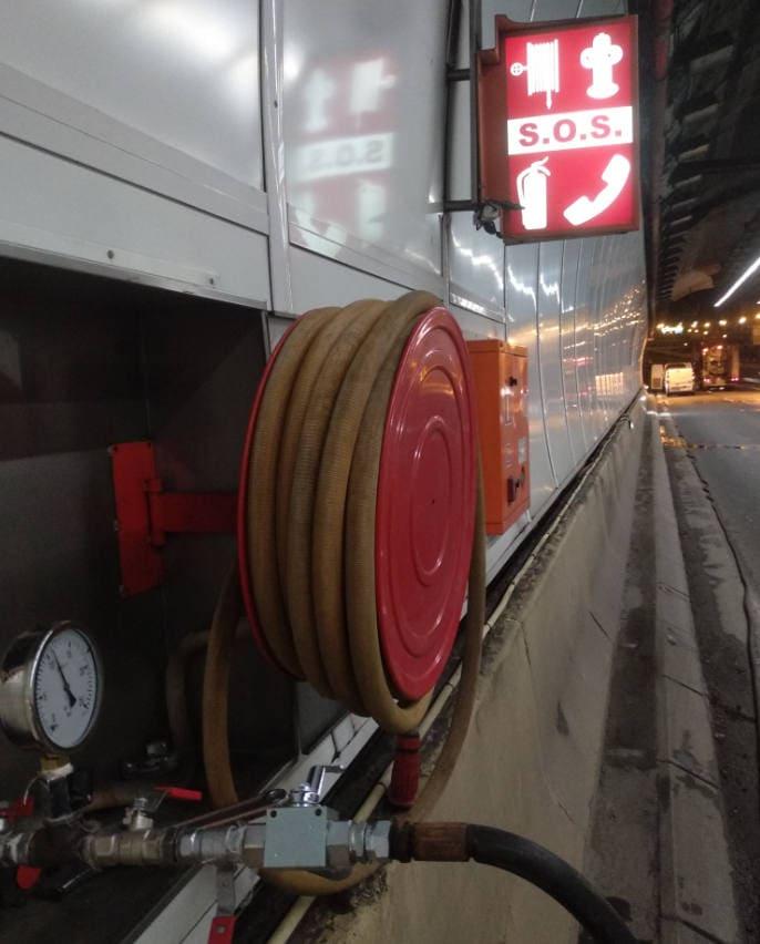 Pruebas de caudal y presión en sistemas de protección contra incendios
